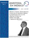 Anestesia en México