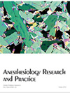 Anesthesiology research and practice