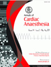 Annals of Cardiac Anaesthesia