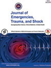 Journal of Emergencies Trauma, and Shock