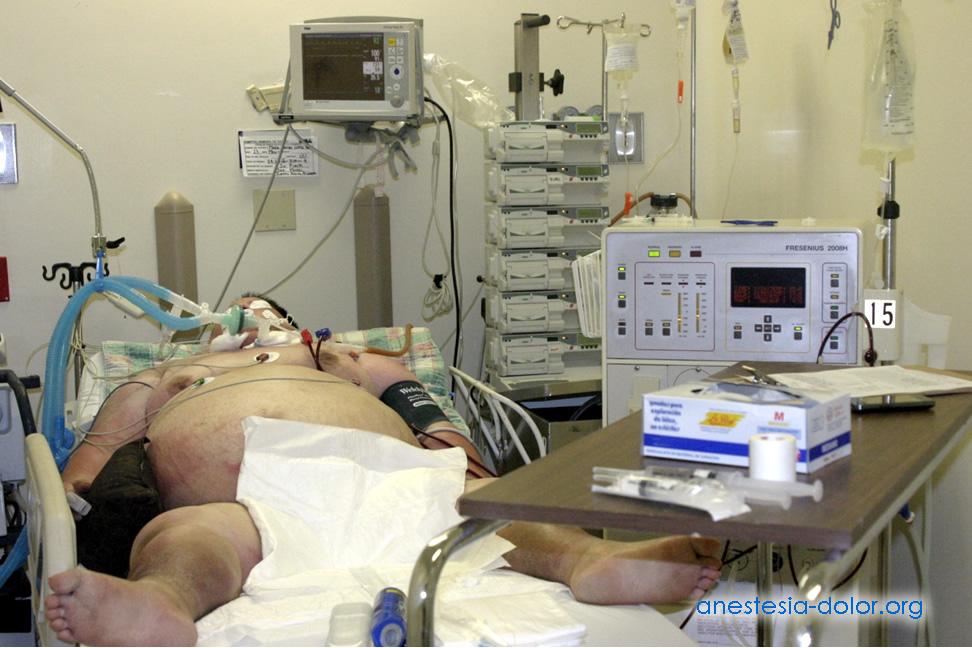 Anestesia Y Medicina Del Dolor